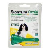 Frontline combo dog monopipet Small