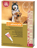 Advocate for dogs 10-25kg