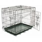 Κλουβί σκύλου συρμάτινο, 92 x 57 x 64cm