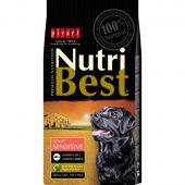 Adult salomon Nutribest 3kg κροκέτα σκύλου
