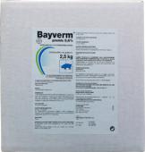 Bayverm premix 0.6% 2.5kg